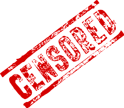 I Get Censored