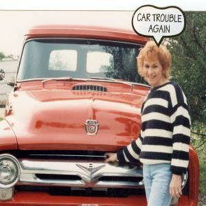 Linda with Her Panel Truck, 1993