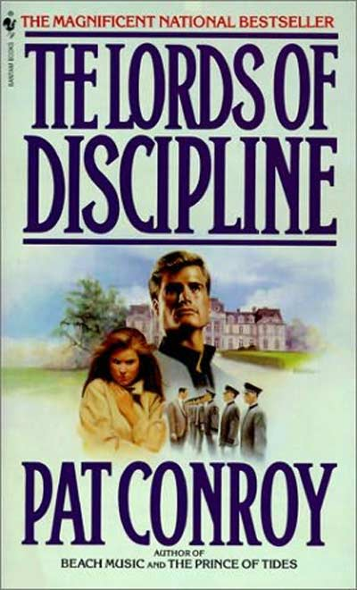 issues of values in pat conroys novel the lords of discipline Buy a cheap copy of the lords of discipline book by pat conroy this powerful and breathtaking novel is the story of four cadets who have become bloodbrothers.