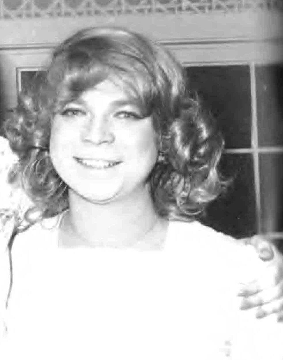 A Young Andrea Susan