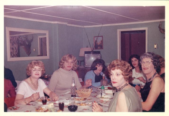 Casa Susanna Dinner