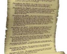 A Bill of Gender Rights and a Declaration of Independence