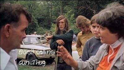 Basil Collins, Gun Thug
