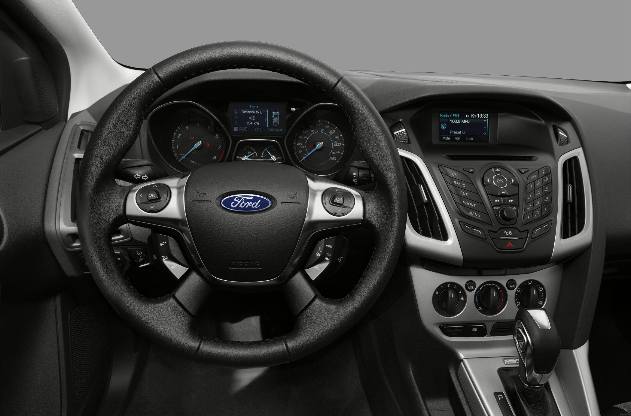 2012 Ford Focus Interior