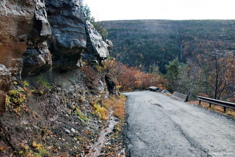 Platte Clove Road and Devil's Kitchen
