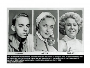 Christine Jorgensen, Before and After