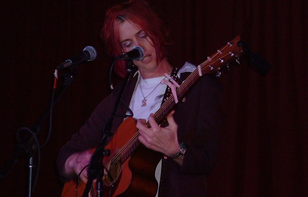 Namoli Brennett in Concert at Fantasia Fair, 2006
