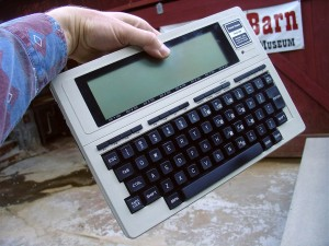 Tandy Model 102 Portable Computer