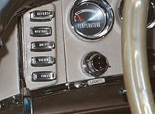Transmission Push Buttons on Chrysler Product