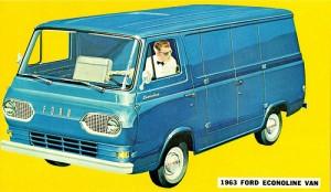1963 Ford Econoline Van