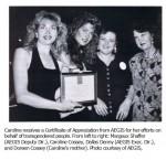 Carolyn Cossey Interview, Photo 1