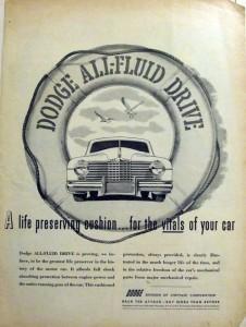 Dodge Fluid Drive