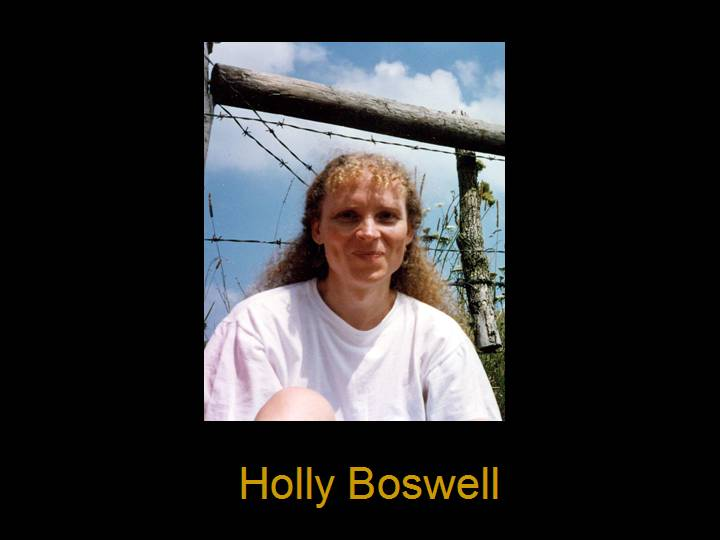 Holly Boswell PowerPoint