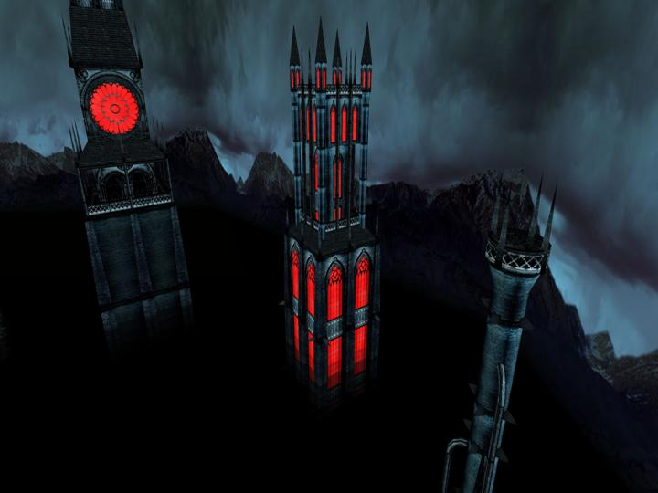 Your Virtual Life is Waiting-- Vampire Castle