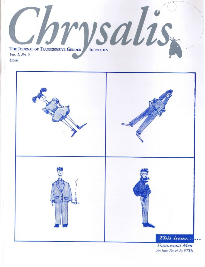 Cover, Chrysalis V. 2, No. 2