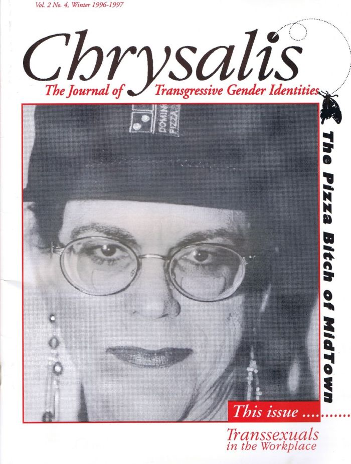 Cover, Chrysalis V. 2, No. 4, Winter 1996-1997