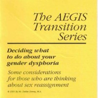 Deciding What to Do About Your Gender Dysphoria (1991)