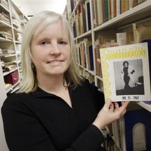U. Victoria Archivist Lara Wilson