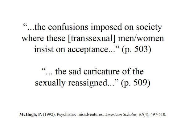 McHugh Quotes (4)