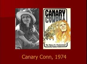 Canary Conn, 1974