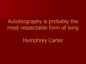 Humphrey Carter Quote