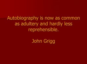 John Grigg Quote