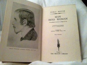 Man into Woman Frontispiece